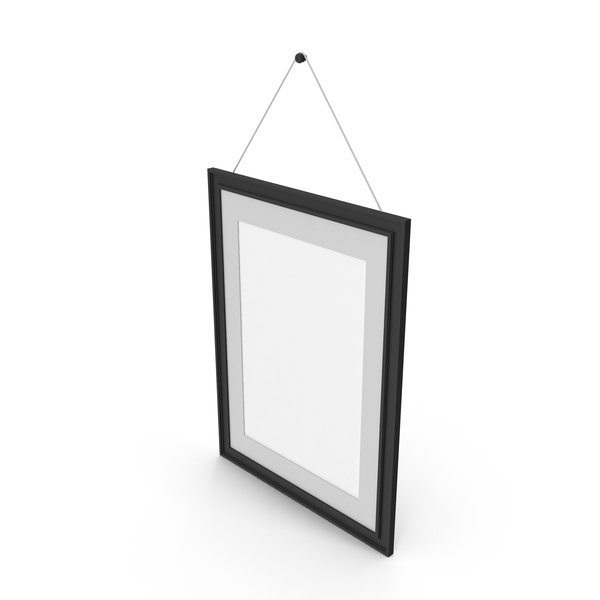 Picture: Hanging Frame PNG & PSD Images