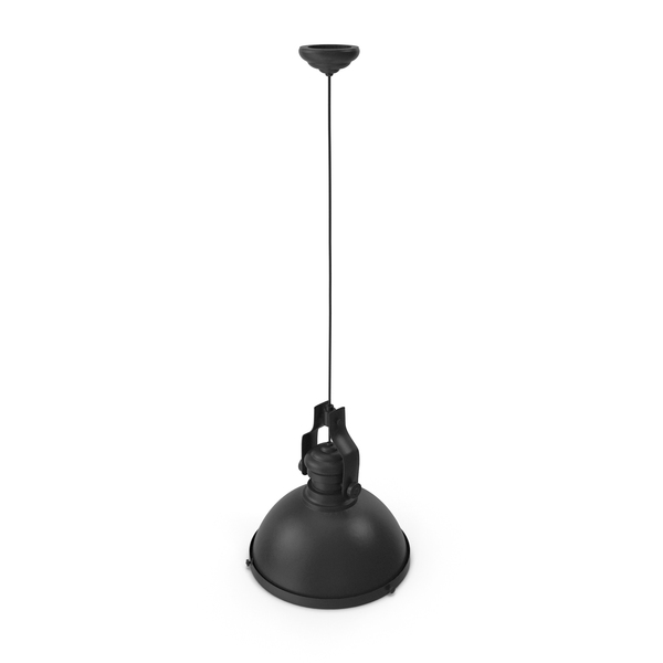 Hanging Lamp 18 Loft Design PNG & PSD Images