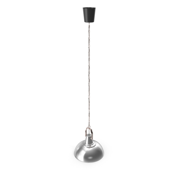 Hanging Lamp Gloss Black PNG & PSD Images