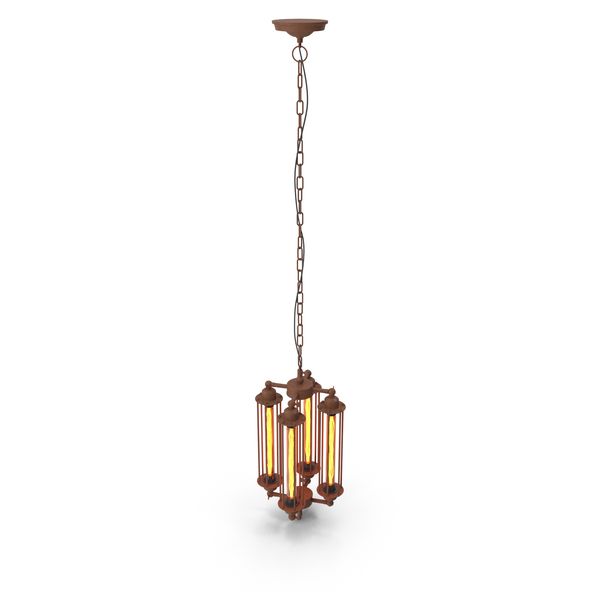 Hanging Lamp Loft House P-106 -1 PNG & PSD Images