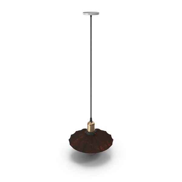Hanging Lamp Loft House P-118 PNG & PSD Images