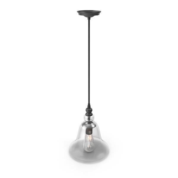 Hanging Lamp Loft House P-125 PNG & PSD Images