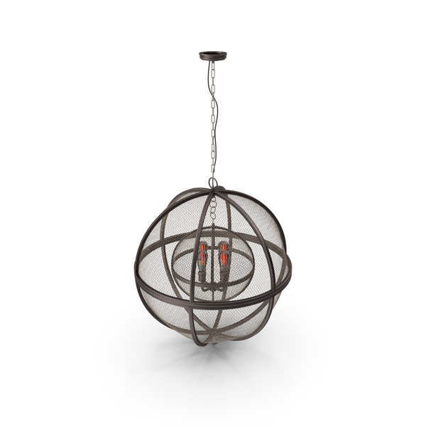 Hanging Lamp Loft House P-127 PNG & PSD Images