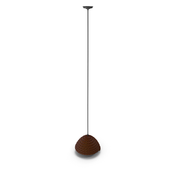 Hanging lamp Loft House P-156 PNG & PSD Images