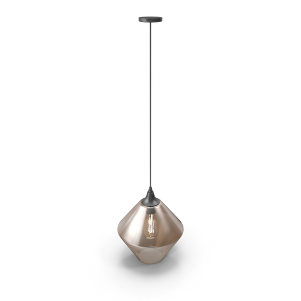 Hanging lamp Loft House P-160 PNG & PSD Images