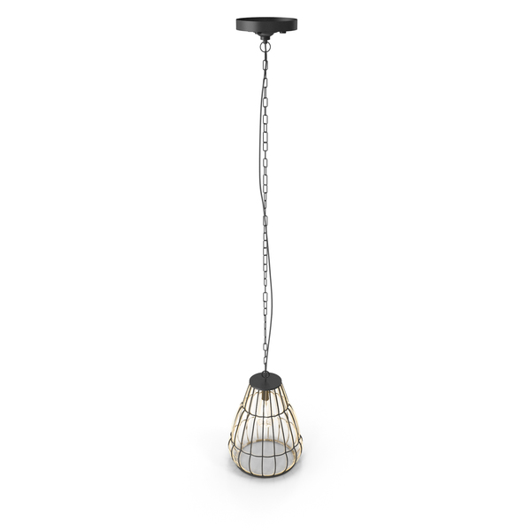 Hanging Lamp LOFT HOUSE P-161 PNG & PSD Images