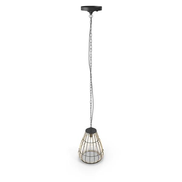 Hanging Lamp LOFT HOUSE P-161 PNG & PSD Images