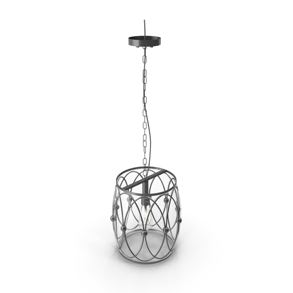 Hanging lamp Loft House P-162 PNG & PSD Images