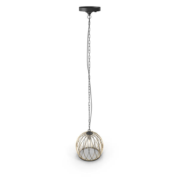 Hanging Lamp LOFT HOUSE P-163 PNG & PSD Images