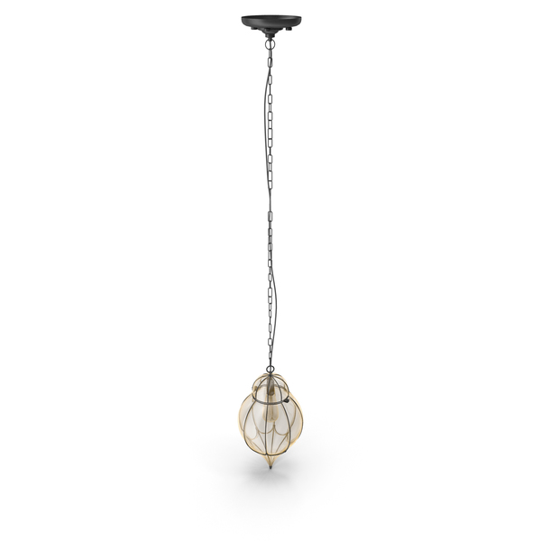 Hanging Lamp LOFT HOUSE P-164 PNG & PSD Images