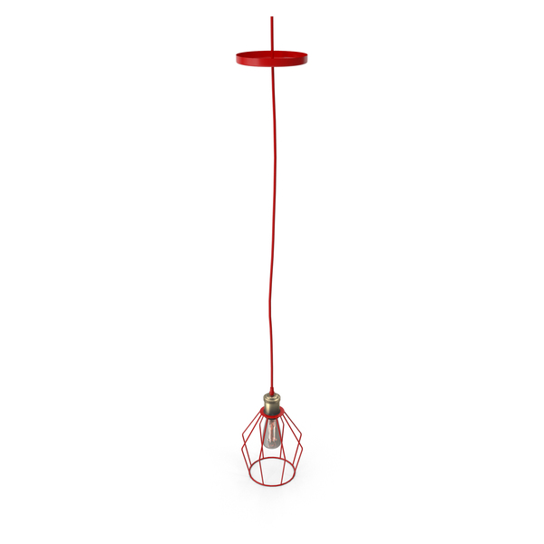 Hanging Lamp Loft House P-69 PNG & PSD Images