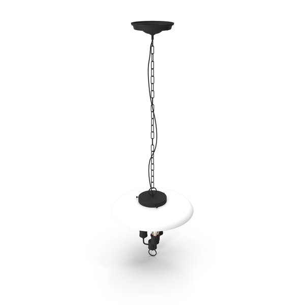 Hanging Lamp Loft House P134 PNG & PSD Images
