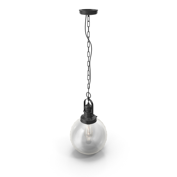 Hanging Lamp LOFT HOUSE P144 PNG & PSD Images