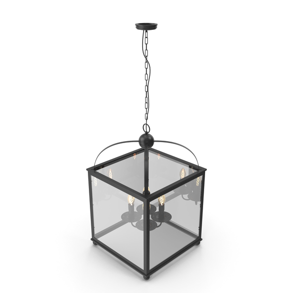 Hanging Lamp LOFT HOUSE P145 PNG & PSD Images