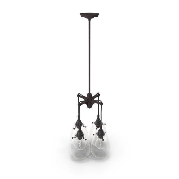 Hanging Lamp Loft House P147 PNG & PSD Images
