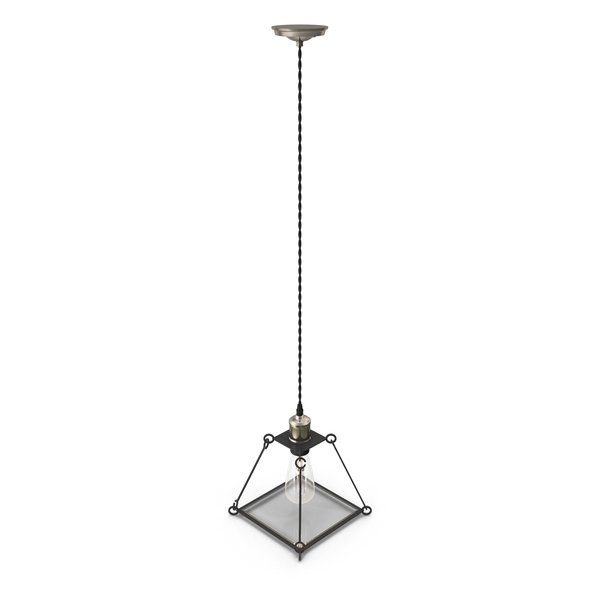 Hanging Lamp Loft House P148 PNG & PSD Images