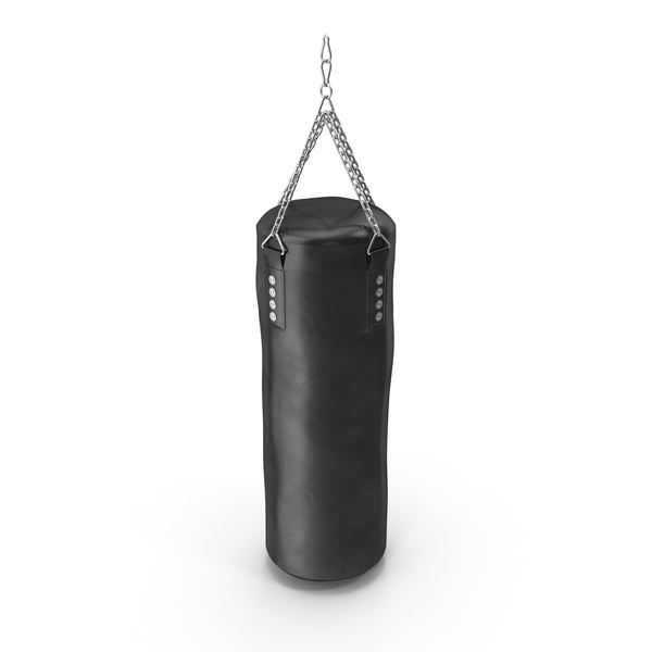 Hanging Punching Bag Object