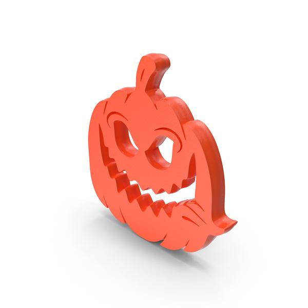 Symbols: Happy Halloween Pumpkin PNG & PSD Images