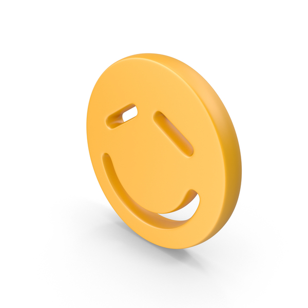 Smiley: Happy Smile Face Object