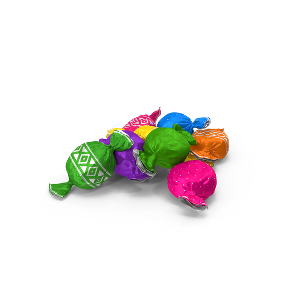 Candy: Hard Candies PNG & PSD Images