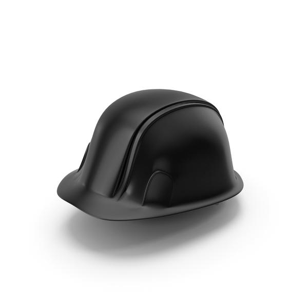 Hard Hat Black PNG & PSD Images