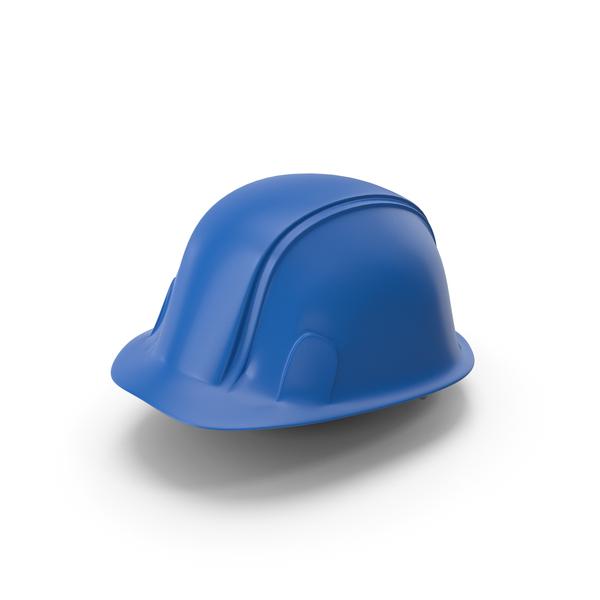 Hard Hat Blue PNG & PSD Images