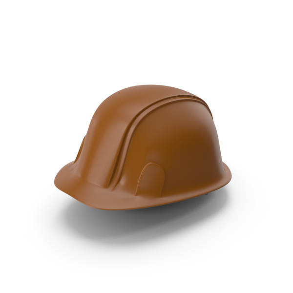 Hard Hat Brown PNG & PSD Images