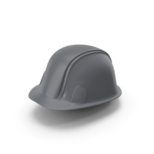 Hard Hat Grey PNG & PSD Images