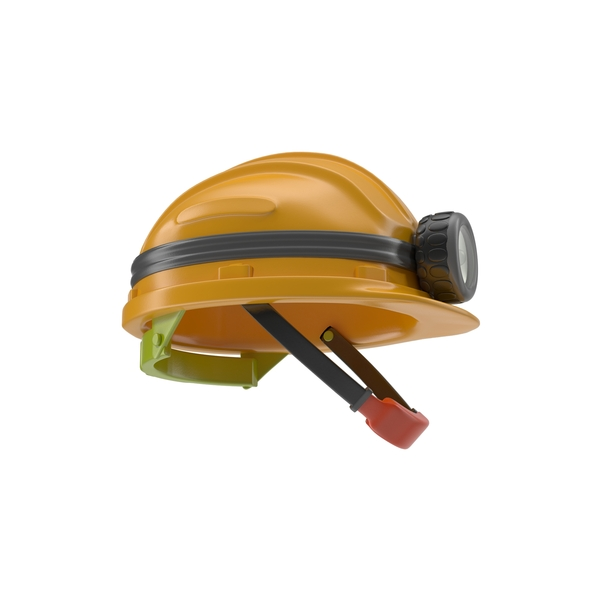 Hard Hat Helmet Object