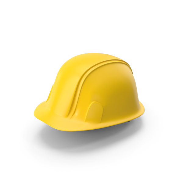 Hard Hat Yellow PNG & PSD Images