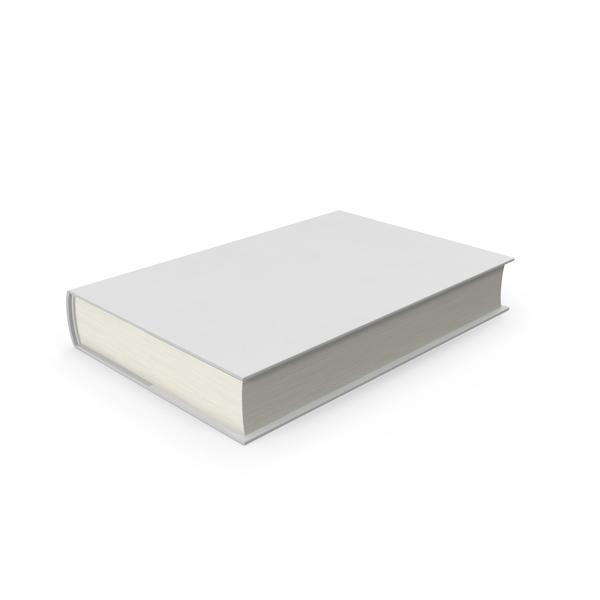 Hardback Book Object