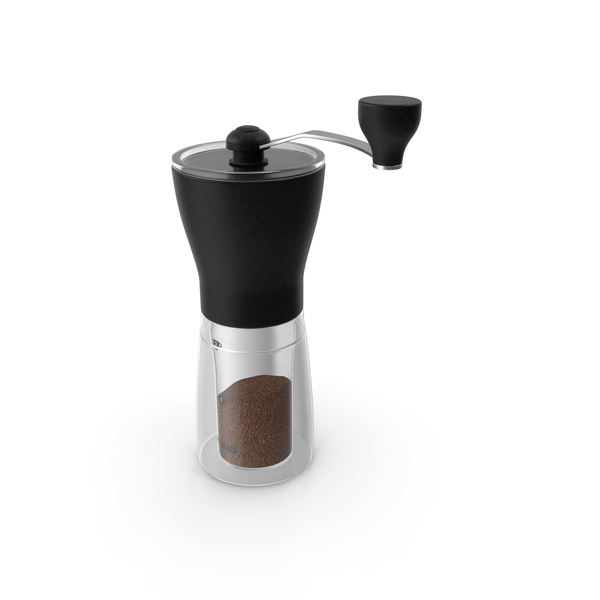 Hario Ceramic Coffee Mill PNG & PSD Images