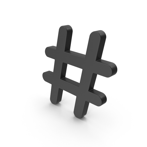Hashtag PNG & PSD Images