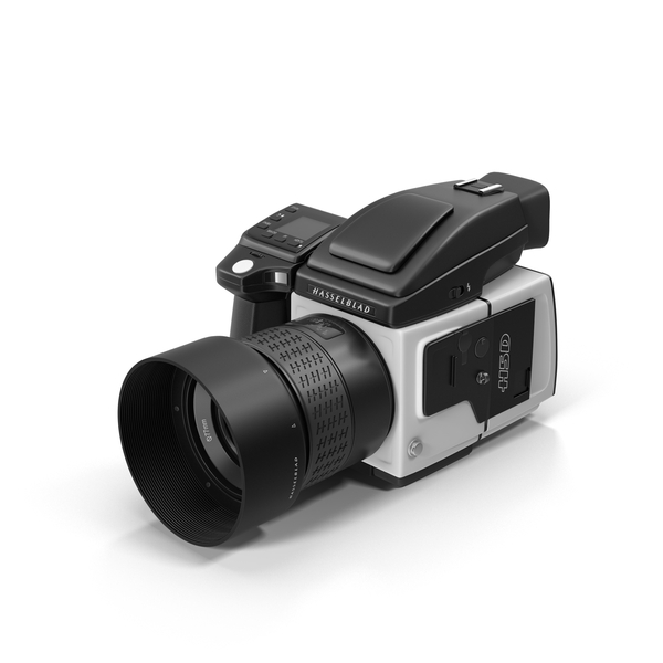 Hasselblad H5D Digital Camera PNG & PSD Images