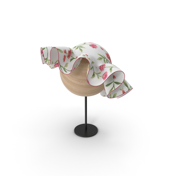 Hat Floral PNG & PSD Images