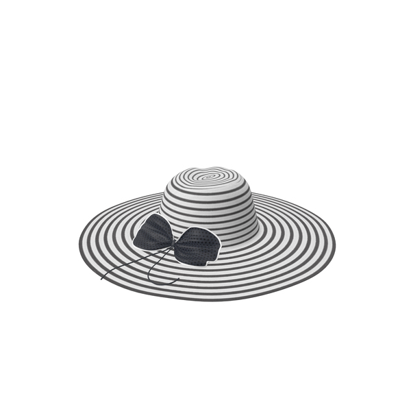 Hat With Bow PNG & PSD Images
