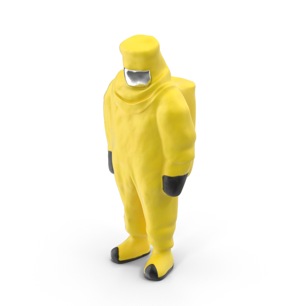 Hazmat Miniature Object