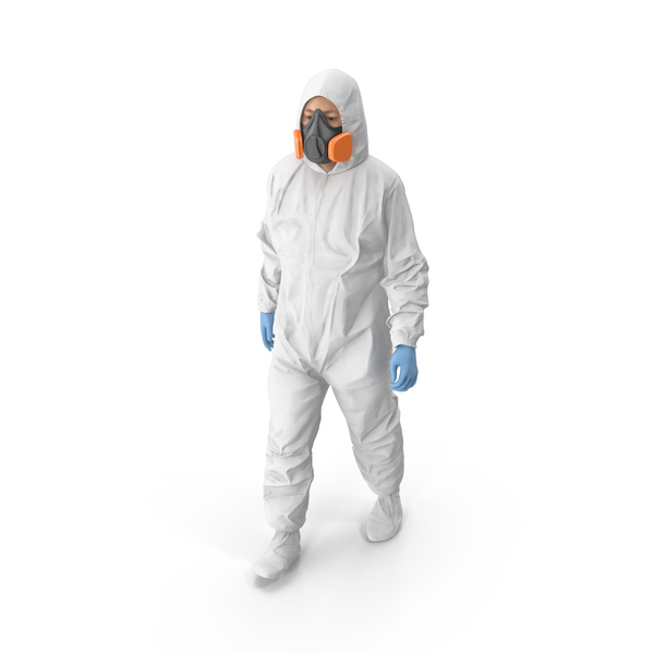 Hazmat Worker Object