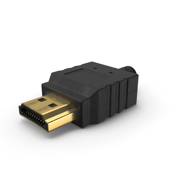 Cable: HDMI Plug PNG & PSD Images