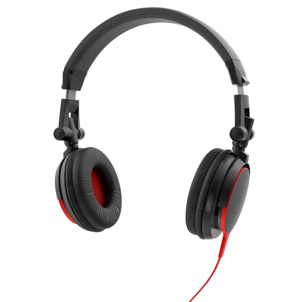 Headphones Object