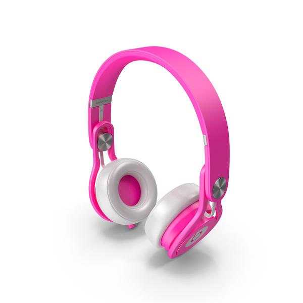 Headphones Monster Beats Mixr PNG & PSD Images