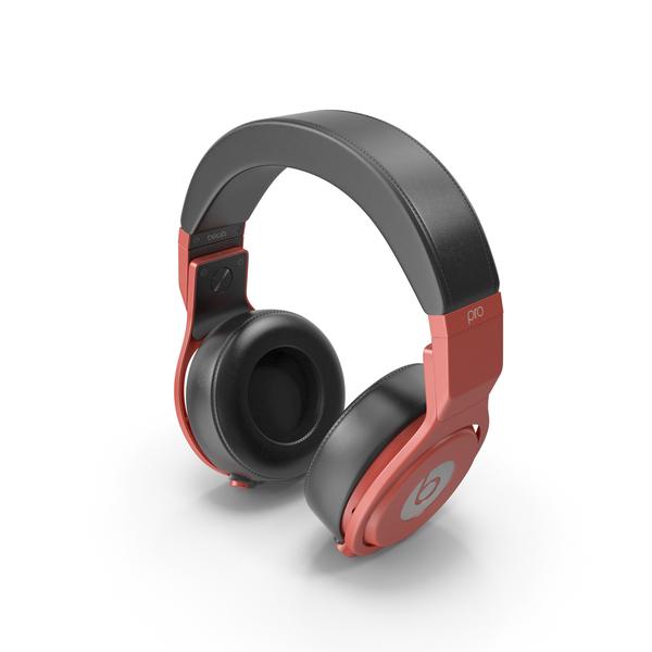 Headphones Monster Beats Pro PNG & PSD Images