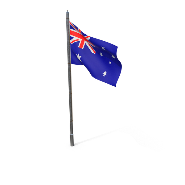 Australia: Heard and McDonald Islands Flag PNG & PSD Images