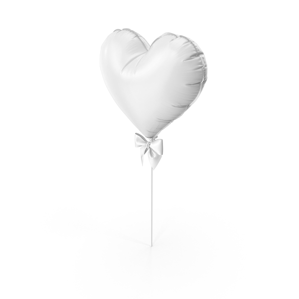 Heart Balloon PNG & PSD Images