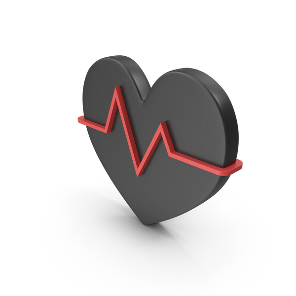 Heart Shaped Candy: Heart Black PNG & PSD Images