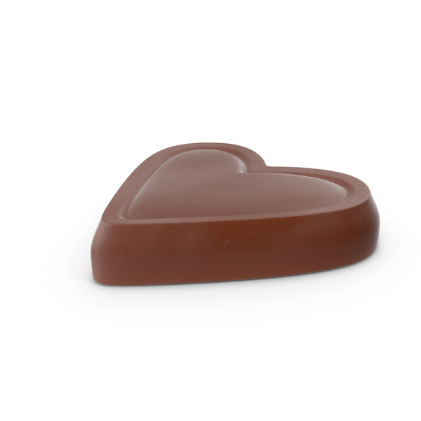 Heart Chocolate Candy PNG & PSD Images