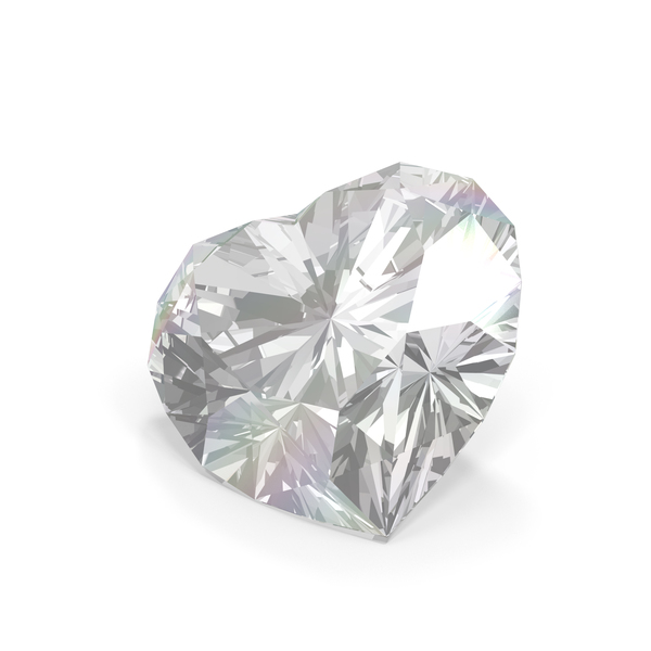 Heart Diamond Object