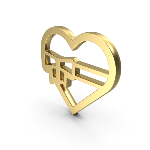 Heart Love Gift Logo Icon PNG & PSD Images