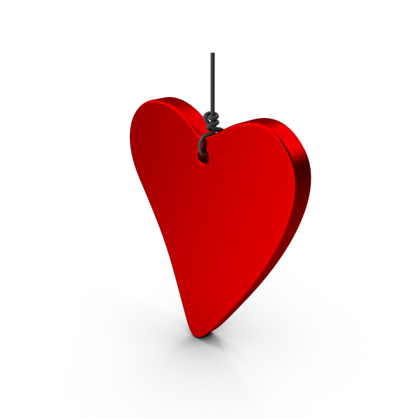 Heart Ornament PNG & PSD Images