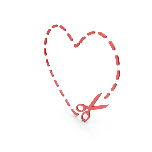 Heart Shaped Candy: Heart Red Icon PNG & PSD Images